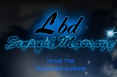 LBD sensual massage